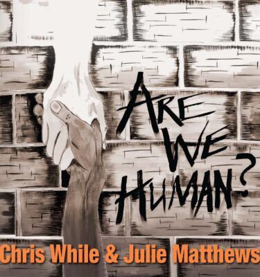 Are we human charity single cover